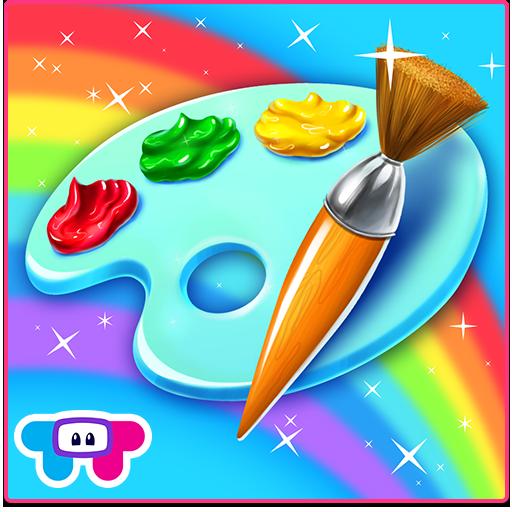 Paint Sparkles Draw (app)