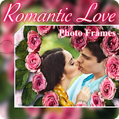 Beautiful Romantic Love Photo Frames cards