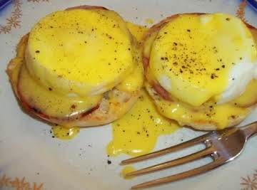Eggs Benedict - Delish