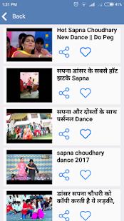 Haryanvi Dance Videos / sapna Choudhary dance - náhled