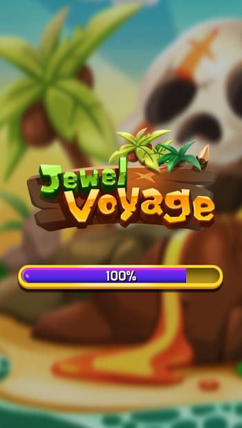 Jewel Voyage: Match-3 puzzle