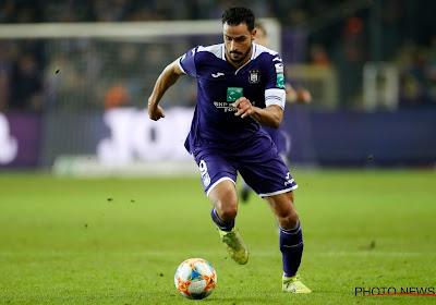 Nacer Chadli n'intéresse pas que la Belgique : un club étranger est en embuscade