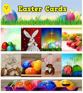Easter Greeting Cards - náhled