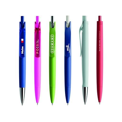 DS6 Promotional Soft Touch Prodir Pen