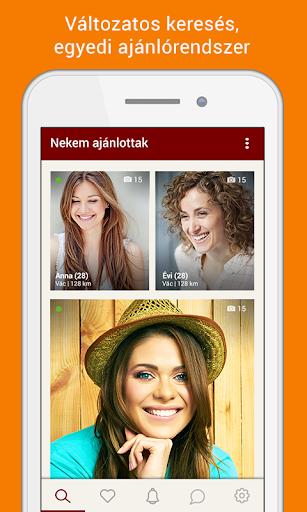 Online társkereső alkalmazás 2014