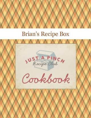 Brian's Recipe Box