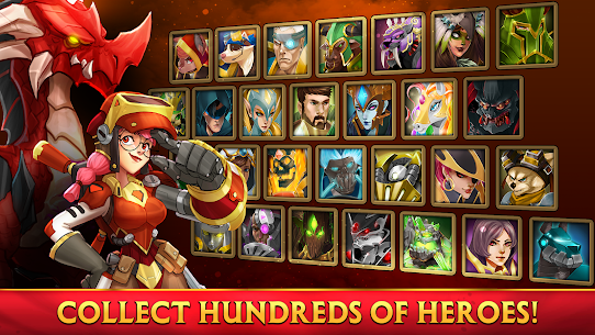 Alliance: Heroes of the Spire Mod Apk 73271 3