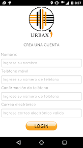 Urbaxi screenshot 0