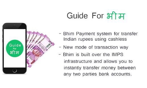Guide for BHIM - náhled