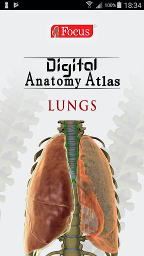 Lungs - Digital Anatomy Atlas screenshots 1