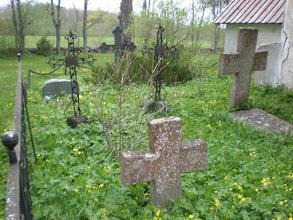 Photo: Noarootsi kirikuaed