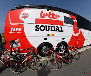 Lotto Soudal bereidt zich voor op het nieuwe seizoen met trainingskamp aan de Costa Blanca