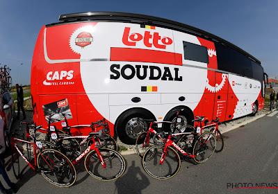 """Lotto Soudal verwelkomt 21-jarige Italiaan die top vijf reed in Giro voor U23: """"Hier ben ik zo blij mee"""""""