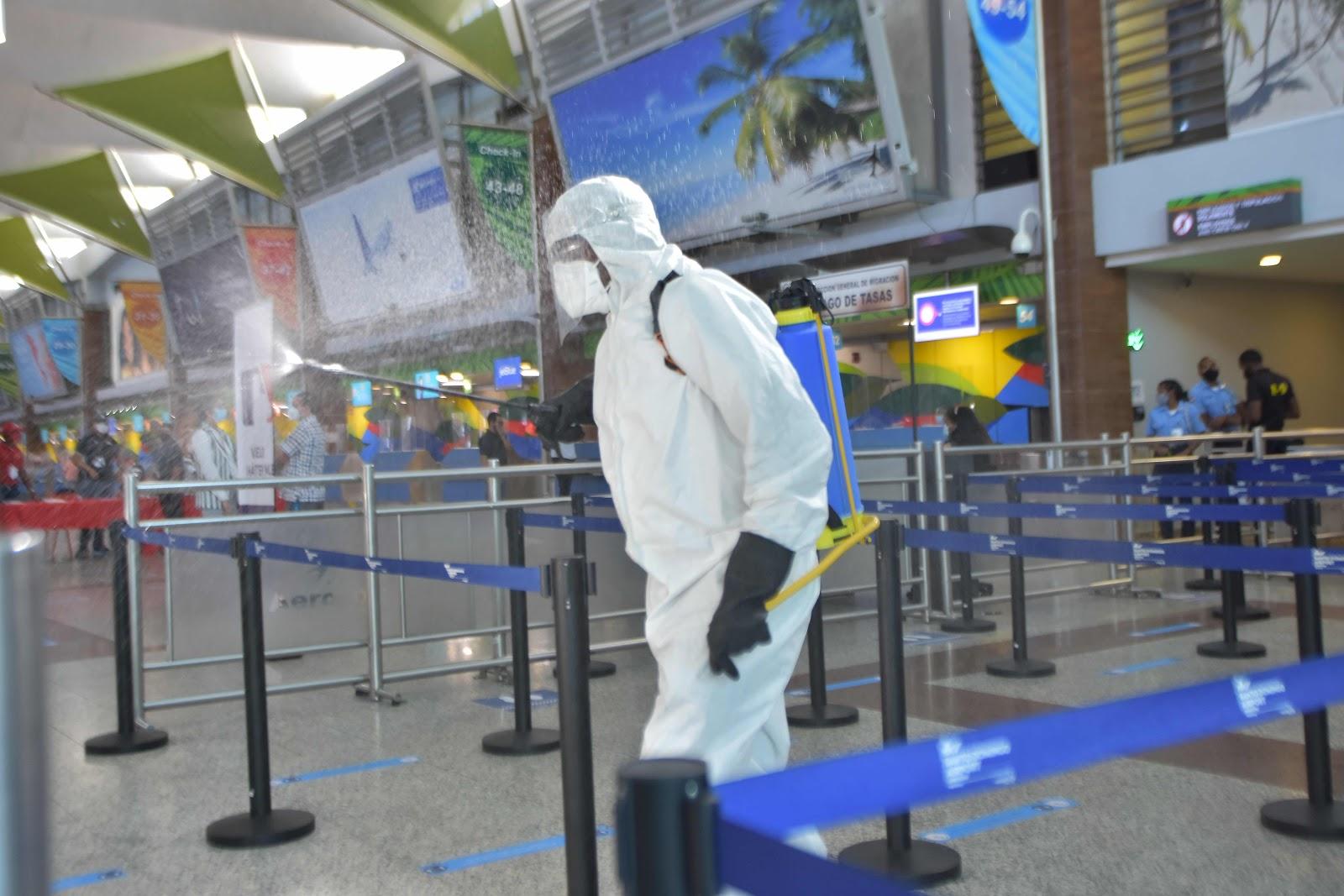 Aeropuerto Int. de Las Américas es el primer aeropuerto de República Dominicana en recibir acreditación internacional de medidas sanitarias