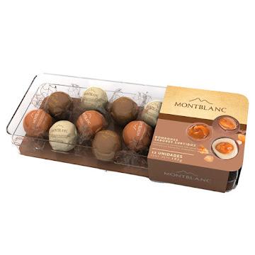 Chocolate MONTBLANC Bombones