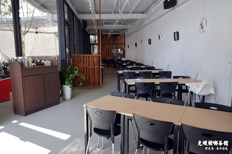 光蠟樹喫茶館內部風貌
