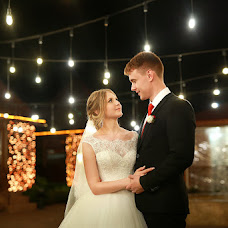 Wedding photographer Aleksandr Litvinov (Zoom01). Photo of 30.10.2018