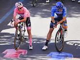 De renners in de Giro staan voor een zware opdracht zondag