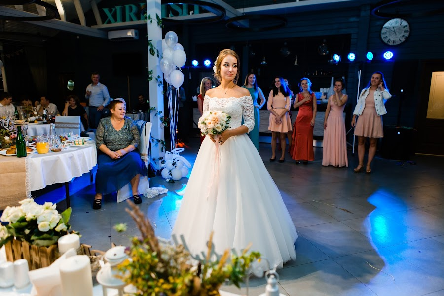 Свадебный фотограф Анна Хомко (AnnaHamster). Фотография от 13.12.2017