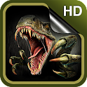 Dinosaur Live Wallpaper HD icon