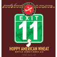 Logo of Flying Fish Exit 11 Hoppy American Wheat