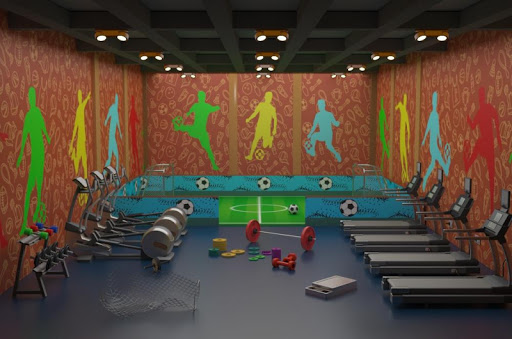 Football Locker Room Escape 1.0.1 de.gamequotes.net 1