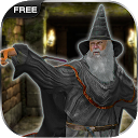 Orcs vs Mages and Wizards FREE mobile app icon