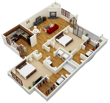 Go to Aspen Floorplan page.
