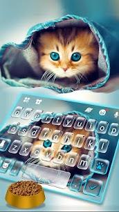 Cute Kitty Keyboard Theme 1.0 APK with Mod + Data 1