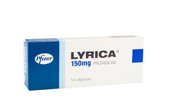 LYRICA 150mg Cápsulas   Caja x14Cap. PFIZER Pregabalina