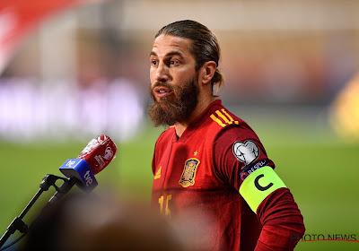 """Sergio Ramos prend la parole: """"Un nouveau défi et un jour que je n'oublierai jamais"""""""