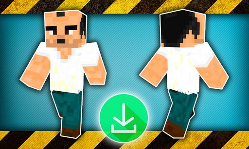 Skins Minecraft GTA V