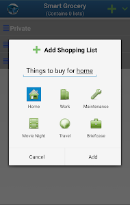 Smart Grocery screenshot 5