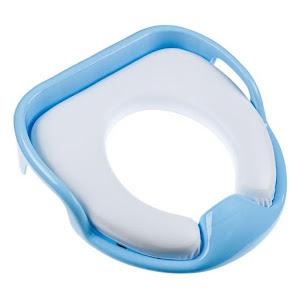 Reductor WC cu manere - Albastru