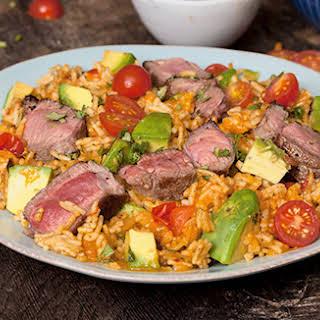 Mexicali Steak.