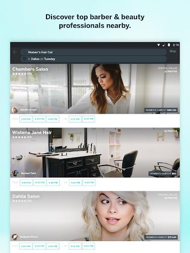 StyleSeat - Book Beauty & Salon Appointments screenshot 8