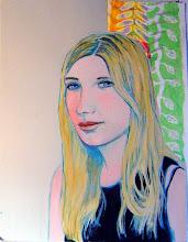 Photo: Portrait of Kristina