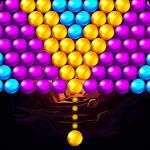 Bubble Flame Icon