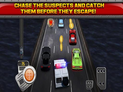 Police Racing Games Wallpaper