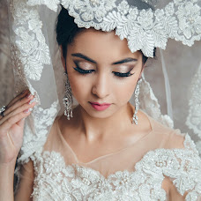 Wedding photographer Olga Kuzmina (Kuzmina). Photo of 31.10.2016
