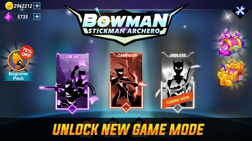 Bowman: Stickman Archero 1.0.20 screenshots 13