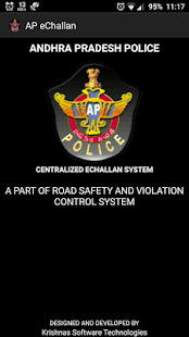 AP eChallan- screenshot thumbnail