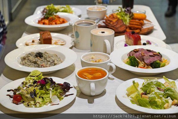 Chow Chow Cafe巧巧咖啡,義式晚餐只要320元就能吃到義大利麵燉飯套餐,超值又美味