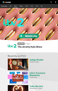 ITV Player- screenshot thumbnail