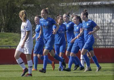 Genk Ladies stomen zich klaar voor Super League met deze oefenwedstrijden