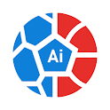 AiScore - Live Scores for Football & Basketball icon
