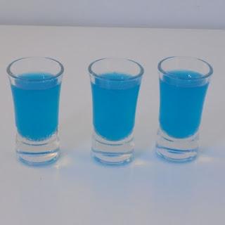 Blue Alcoholic Shots Recipes