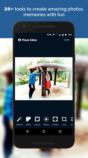 Photo Scan, Photo Editor - Quisquee 4.7.v screenshots 1