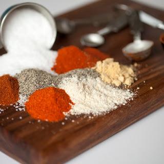 Homemade Seasoning Salt.