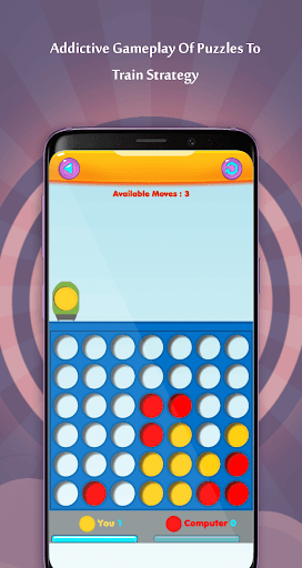 4 In A Row - Connect Four Board Game screenshots 7